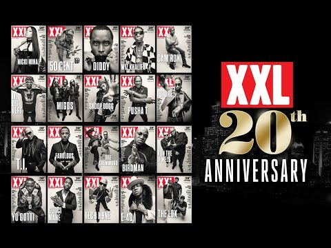 Celebrate XXL's 20th Anniversary With 20 Special Edition Covers