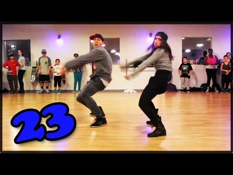 23 - MILEY CYRUS & Mike Will DANCE Video | Choreography by @MattSteffanina & Dana Alexa