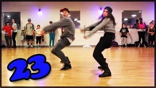23 - MILEY CYRUS & Mike Will DANCE Video | Choreography by @MattSteffanina & @DanaAlexaNY