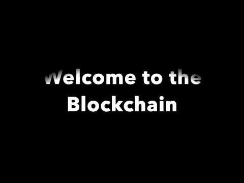 Toby + Decap - Welcome To The Blockchain (The Bitcoin Song)