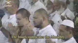 Sheikh AbdulRahman Sudais-Dua Qunut 26th Night