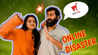 ONLINE DISASTER | Bengali Comedy Video | Bangla Funny Video | The Bong Woman