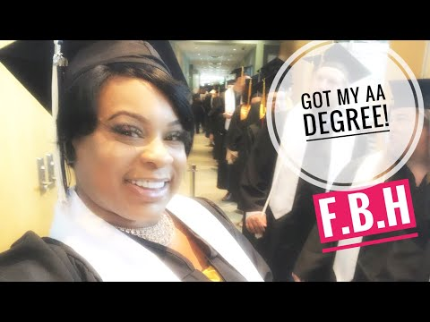GRADUATION VLOG | EAST ARKANSAS COMMUNITY COLLEGE | AA DEGREE MAY 2019