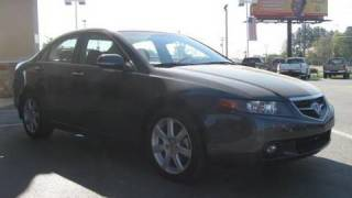 2004 Acura TSX Start Up, Engine, and In Depth Tour