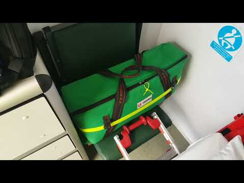 What Do We Carry In Our Event Ambulance/ Ambulance Kit/ Ambulance Equipment/ Event Ambulance