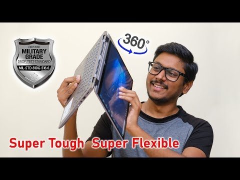 Asus Zenbook Flip 14 UM462DA Review... Best 2 in 1 Convertible Laptop?