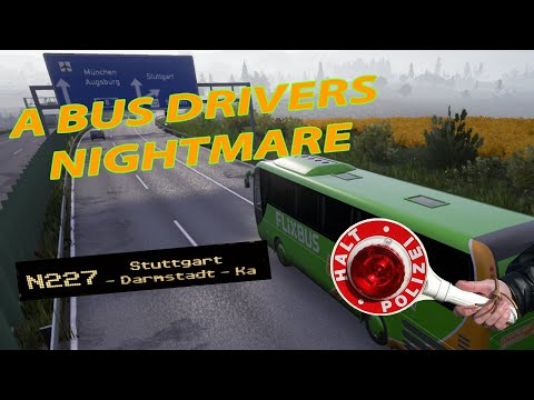 Fernbus/ Coach Simulator EP2 ENGLISH GAMEPLAY