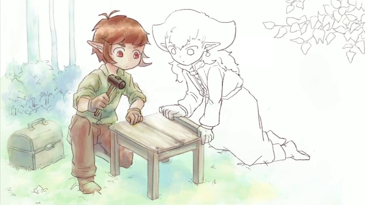 びはんとマルの森 PV