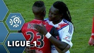 EA Guingamp - Olympique Lyonnais (0-1) - 23/03/14 - (EAG-OL) - Résumé