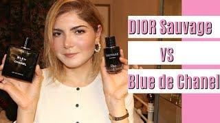DIOR Sauvage Vs Blue de CHANEL Parfüm Karşılaştırması | Deniz Kömürcü