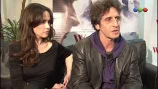 Natalia Oreiro . Entrevista por Wakolda . 2013