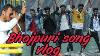 Raj bhai Shooting Time in Tenughat | Vicky Badshah vlog
