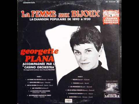 Georgette Plana - La valse brune