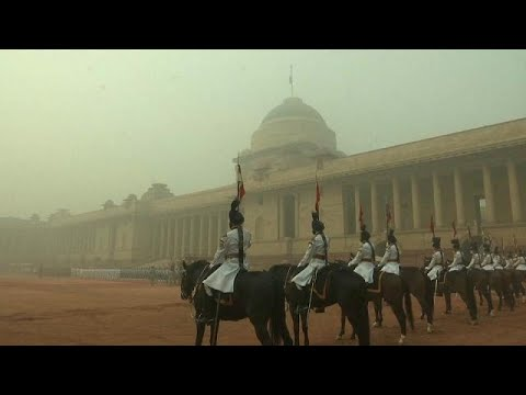 L'Inde étouffe dans la pollution