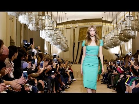 Roland Mouret | Spring Summer 2016 Full Fashion Show | Exclusive