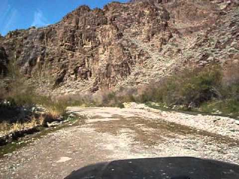 Indian Route 1, Hualapai Indian Reservation