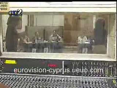 CYPRUS : JESC 2007 - 8 Finalists (in English)