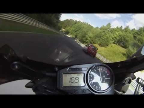 954 RR Fireblade - BTG Nurburgring 7min49