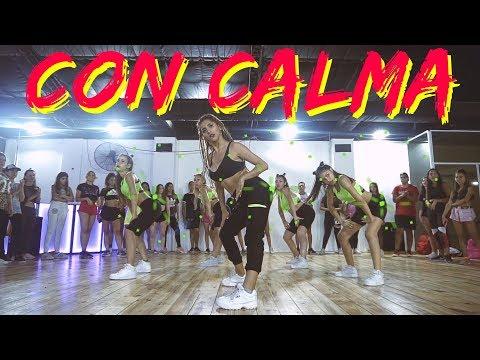 CON CALMA - Daddy Yankee & Snow   WORKSHOP   Choreography REGGAETON by Ivanna