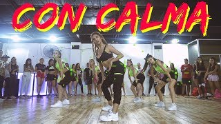 CON CALMA Daddy YankeeSnow WORKSHOP Choreography REGGAETON by Ivanna