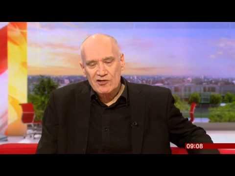 Wilko Johnson BBC Breakfast