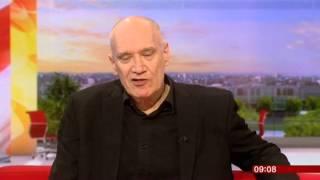 Wilko Johnson BBC Breakfast 2014