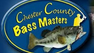 Chester County Bassmasters Open Upper Bay