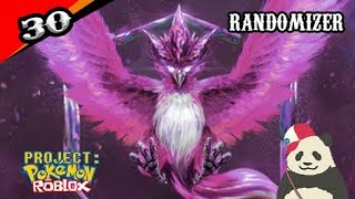Encontrei Um Articuno Rosa Indo Para A Liga!!! - Project: Pokemon (Roblox) Randomizer #30