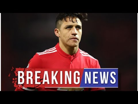 Alexis Sanchez reveals where he wants to end his playing career