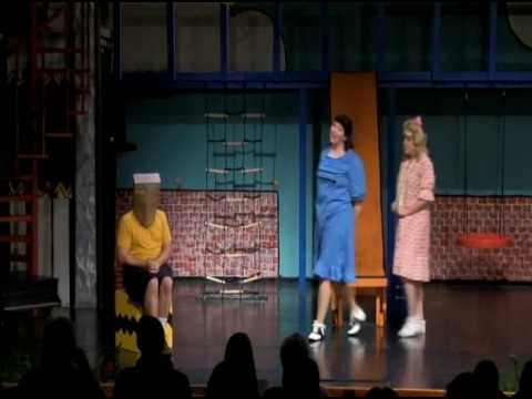 You're a Good Man, Charlie Brown at Midvale Main Street Theatre