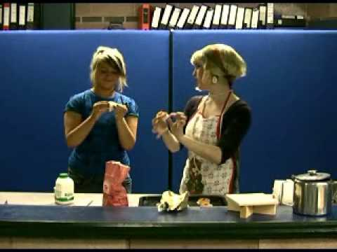 'Flour Power' (Cookery Show), Starring Lauren Thompson as Betty Bigbuns