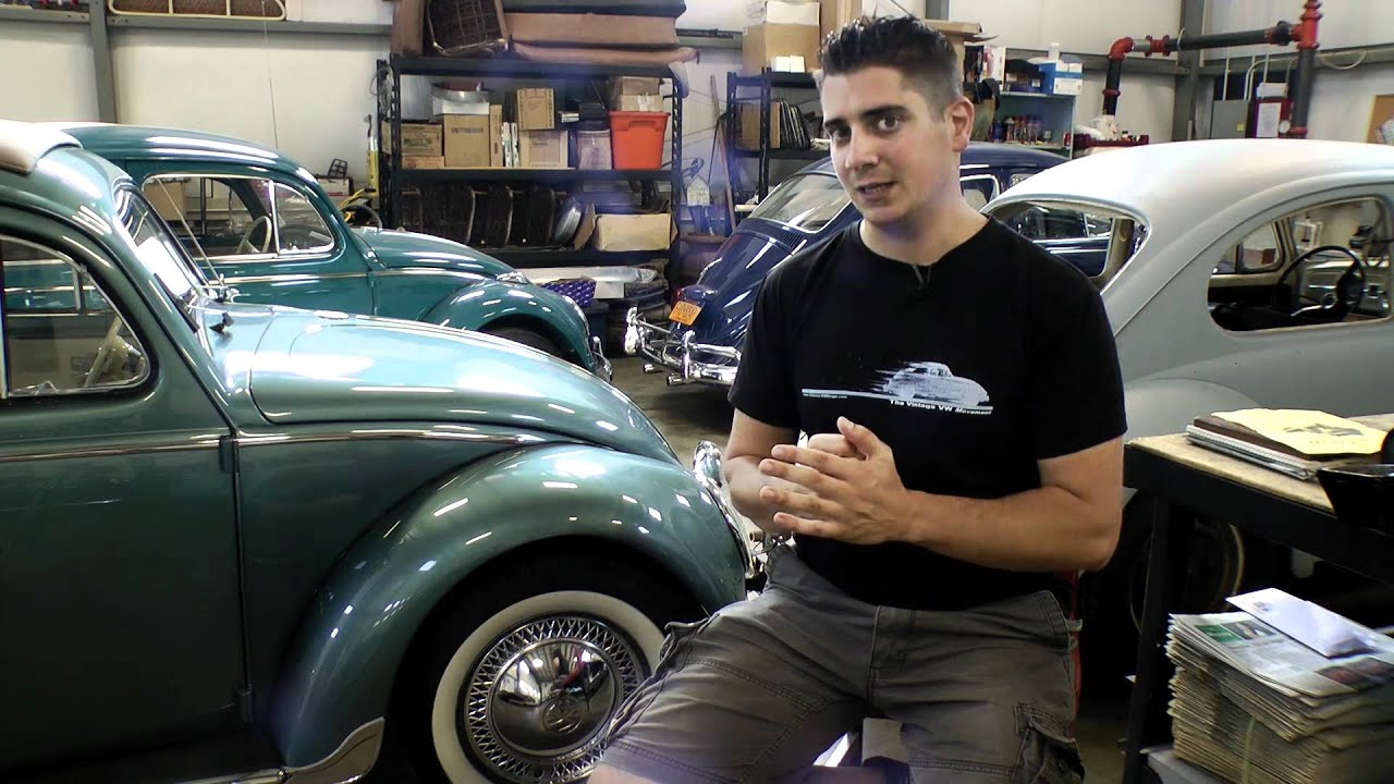 Classic VW BuGs Where to buy Parts for the Vintage Volkswagen Beetle