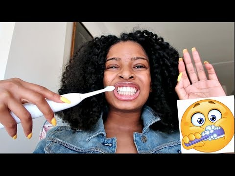 Visiting My Dentist During Pregnancy + New Phillips Sonicare Toothbrush Review | VLOG