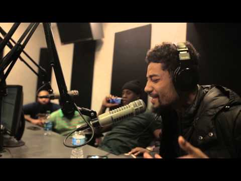 PnB Rock 'Dj Cosmic Kev Come Up Show' [Power 99]