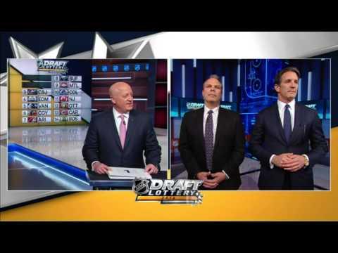 Gotta See It: Maple Leafs win 2016 NHL Draft Lottery