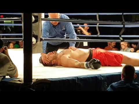 "Tim Hague VS Adam Braidwood ""WARNING GRAPHIC""! Boxer dies after fight"