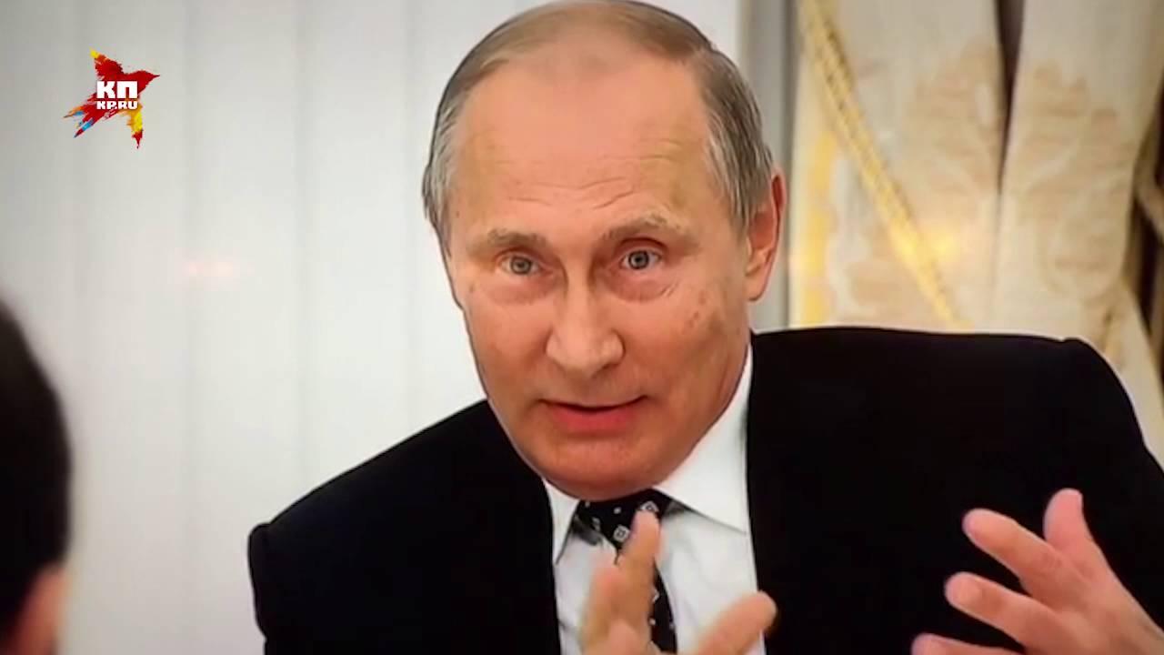 Владимир Путин читает Лермонтова