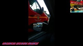 AMBULANCE SAPEURS POMPIERS / FIREFIGHTERS AMBULANCE (SDIS 29-QUIMPER 29)