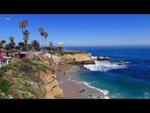 La Jolla Cove - San Diego 4K