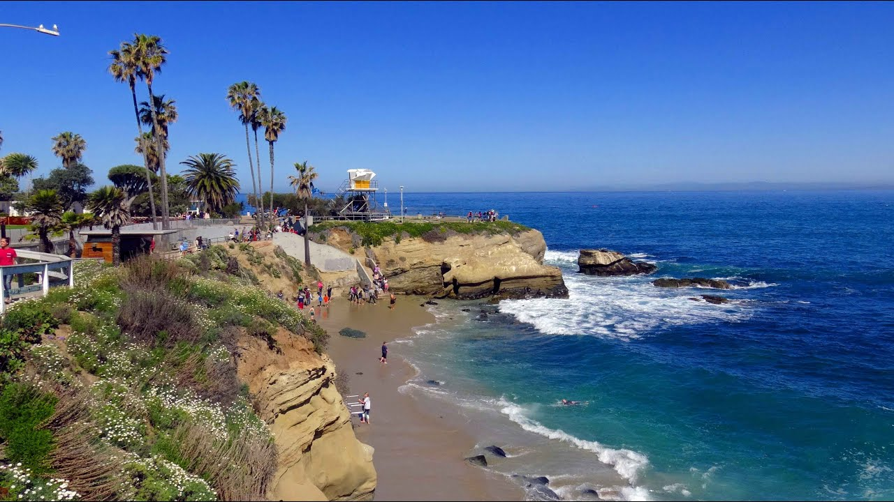 La Jolla Cove San Go 4k You
