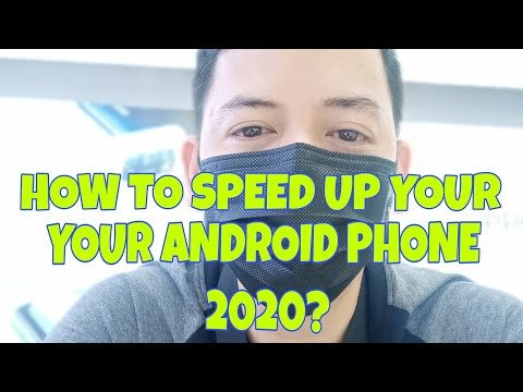 How To Speed Up Your Android Phone 2020
