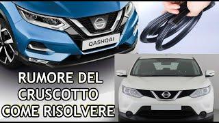 How To Fix Dashboard Noises Nissan Qashqai j11 Juke