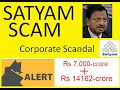 Satyam Scam Full Story Explained | Case Study in Hindi