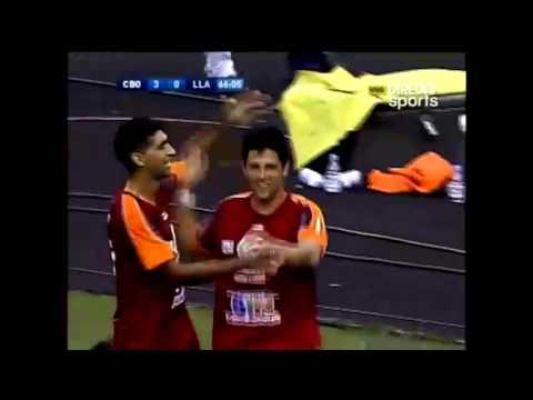 Goles   Carabobo FC 4-0 Llaneros FC   Fecha 1   Apertura 2013