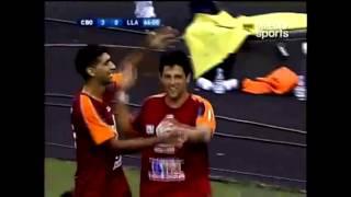 Goles | Carabobo FC 4-0 Llaneros FC | Fecha 1 | Apertura 2013