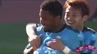 【得点ハイライト】 川崎フロンターレ 3×0 アルビレックス新潟 2017年5...