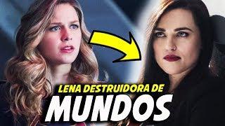 LENA LUTHOR É UMA WORLDKILLER?! || SUPERGIRL 3X14