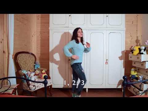 Chu chu ua - canzone per bambini da ballare con gesti e movimenti