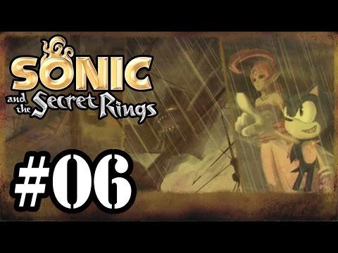Let's Play: Sonic & The Secret Rings - Parte 6