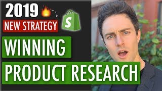 2019 Winning Product Research (un-conventional) | How I find My Winning Business Ideas
